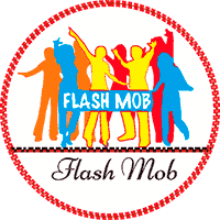 Dansuri moderne flash mob